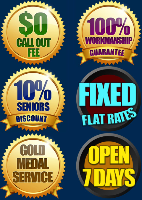 Gold Medal Services & More